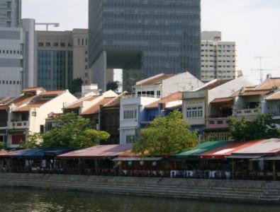 Singapore bar district