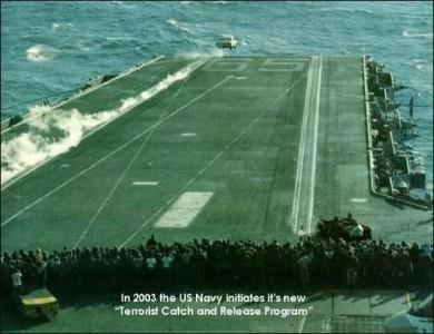 "U.S. Navy's ""Terrorist Catch-and-Release Program"""