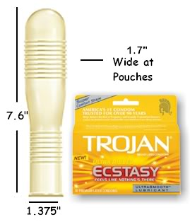 Ribbed Condoms