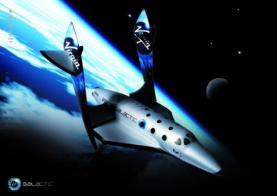 Virgin Galactic Spaceship 2